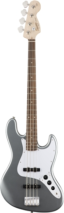 Affinity Series™ Jazz Bass® - Slick Silver