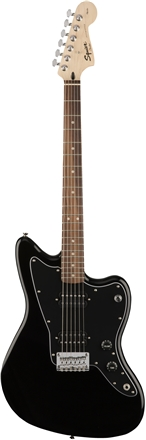 Affinity Series™ Jazzmaster® HH - Black