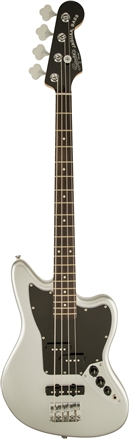 Vintage Modified Jaguar® Bass Special SS (Short Scale) - Silver
