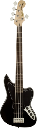 Vintage Modified Jaguar® Bass V Special - Black