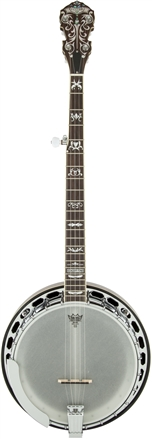 Premier Concert Tone 59 Banjo with Case -