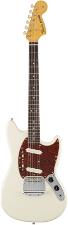 Classic 60s Mustang - Vintage White