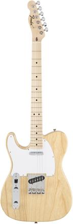 Classic 70s Tele Ash Left Hand Maple - Natural