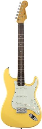 Classic '60s Stratocaster® Limited Run Graffiti Yellow -
