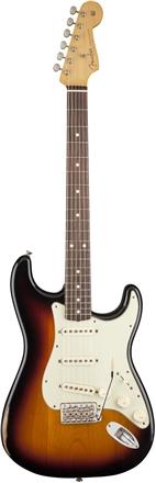 Road Worn® '60s Stratocaster® - 3-Color Sunburst