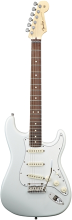 Jeff Beck Signature Stratocaster® - Olympic White
