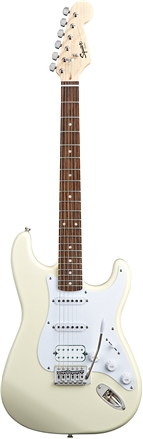 Bullet® Strat® with Tremolo HSS - Arctic White
