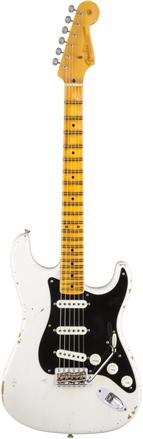 Ancho Poblano Stratocaster® - Opaque White Blonde
