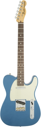 American Special Telecaster® - Lake Placid Blue