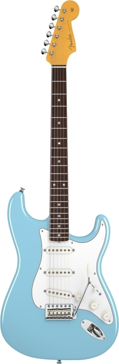 Eric Johnson Stratocaster® Rosewood - Tropical Turquoise