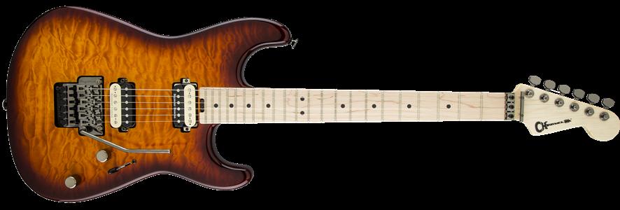 pro mod san dimas� style 1 hh fr m qm pro mod style 1 charvel Charvel Les Paul charvel guitar wiring diagram EMG Guitar Wiring Diagrams Charvel Model 6 Schematics Pickup Wiring