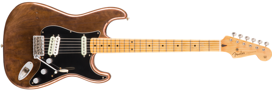 limited edition robbie robertson last waltz stratocaster