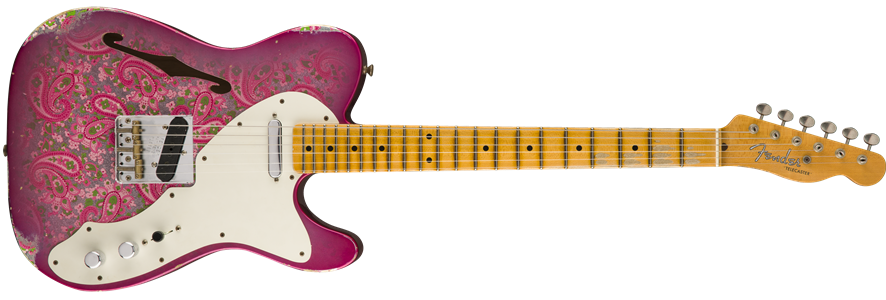 NAMM 2018: Fender Custom Shop Guitars Coming This Year- Get