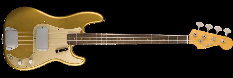 1959 Journeyman Relic Precision Bass Time Machine Series