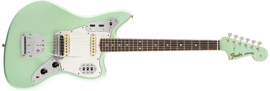 1964 jaguar� lush closet classic | time machine series | fender� custom shop