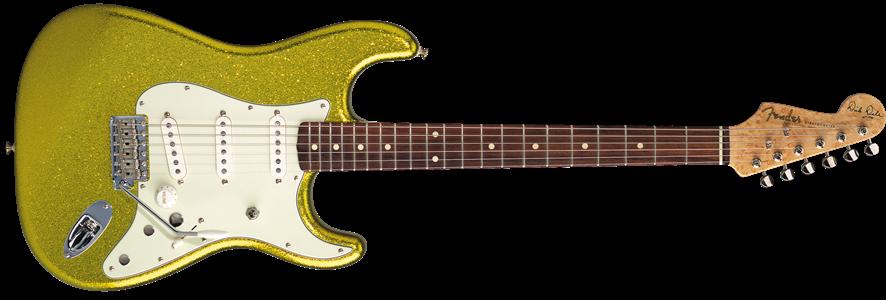 Dick dale fender guitar