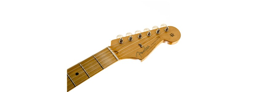 Road Worn® '50s Stratocaster® - 2-Color Sunburst