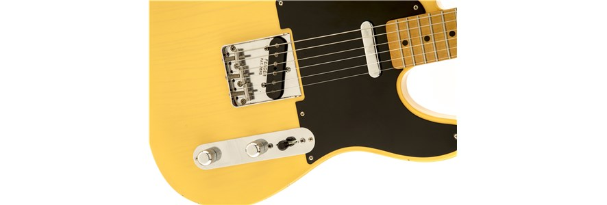 Road Worn® '50s Telecaster® - Vintage Blonde