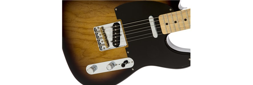 Classic Player Baja Telecaster® - 2-Color Sunburst