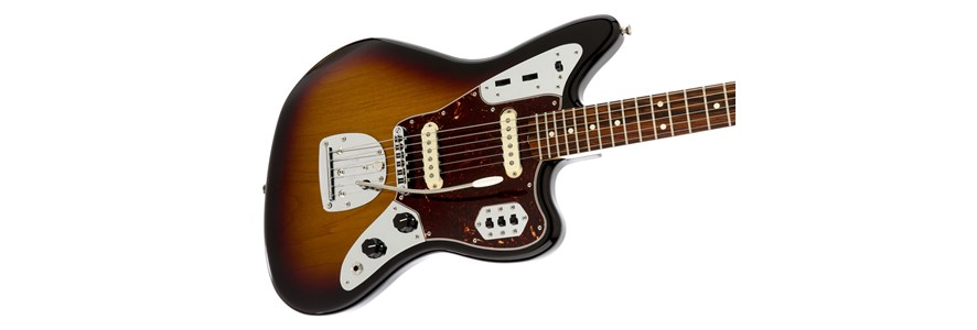 Classic Player Jaguar® Special - 3-Color Sunburst