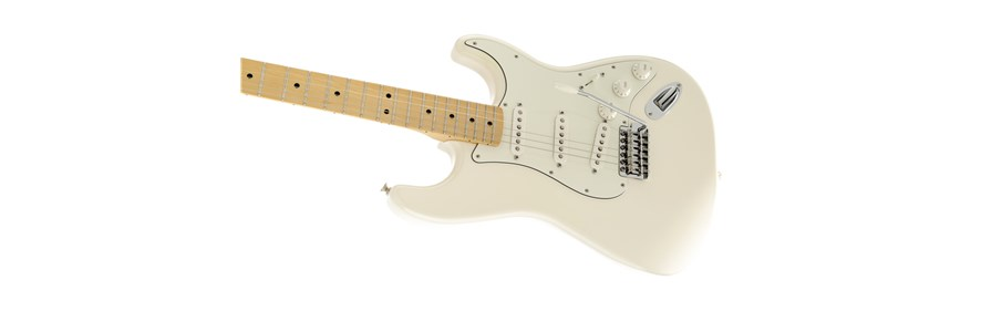 Standard Stratocaster® - Arctic White