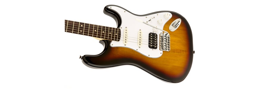 Vintage Modified Stratocaster® HSS - 3-Color Sunburst