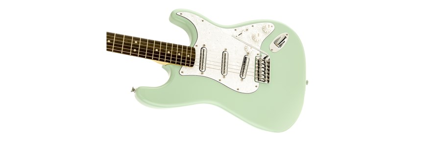 Vintage Modified Surf Stratocaster® - Surf Green