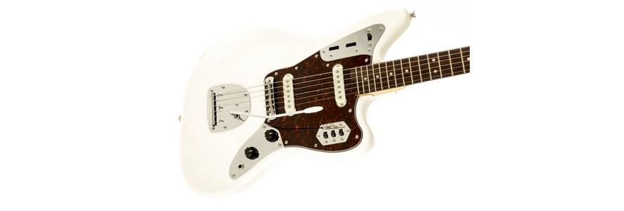 Vintage Modified Jaguar® - Olympic White