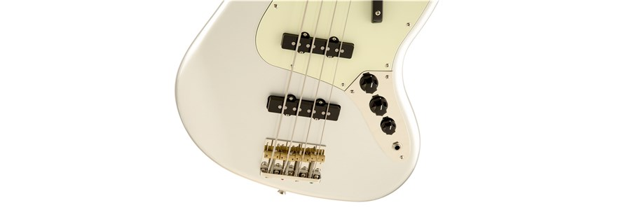 Classic Vibe Jazz Bass® '60s - Inca Silver