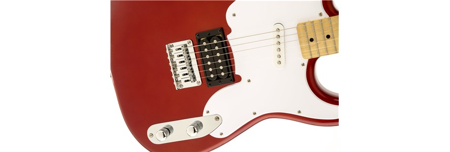 Squier® '51 - Candy Apple Red