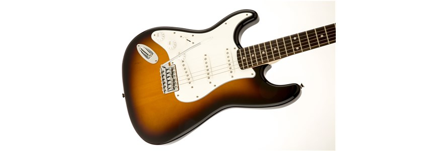Affinity Series™ Stratocaster® Left-Handed -