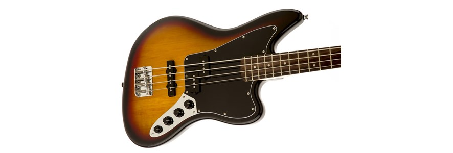 Vintage Modified Jaguar® Bass Special - 3-Color Sunburst