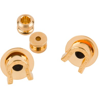 Fender Gold Strap Locks  -