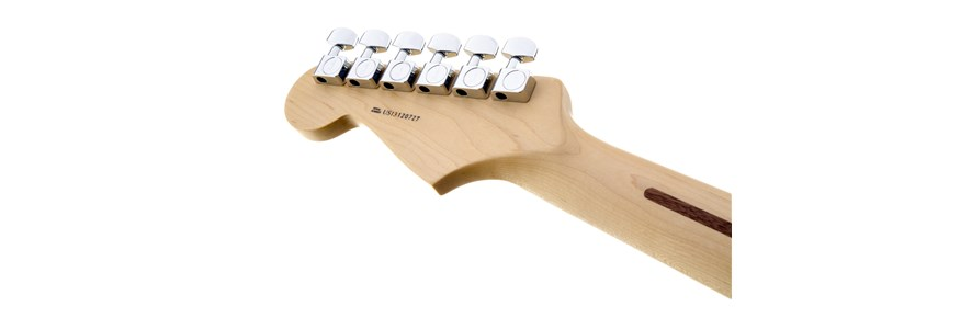 American Standard Stratocaster® - Olympic White