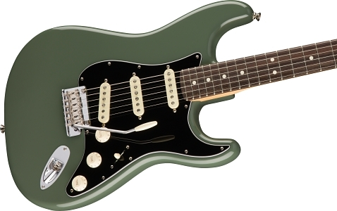 American Professional Stratocaster® - Antique Olive
