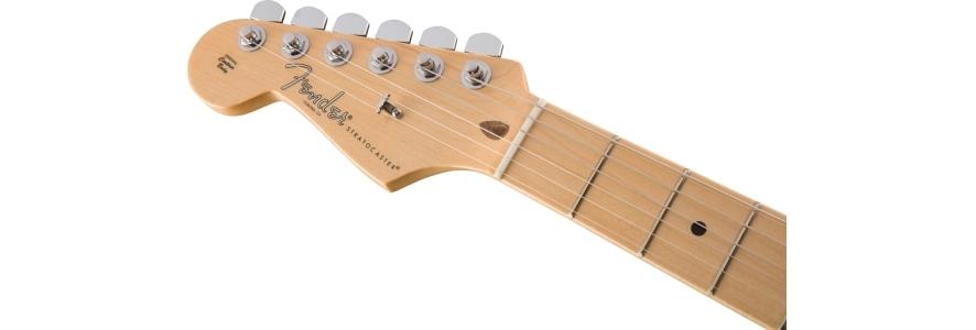 American Professional Stratocaster® Left-Hand - 3-Color Sunburst