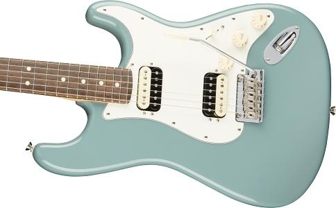 American Professional Stratocaster® HH Shawbucker - Sonic Gray
