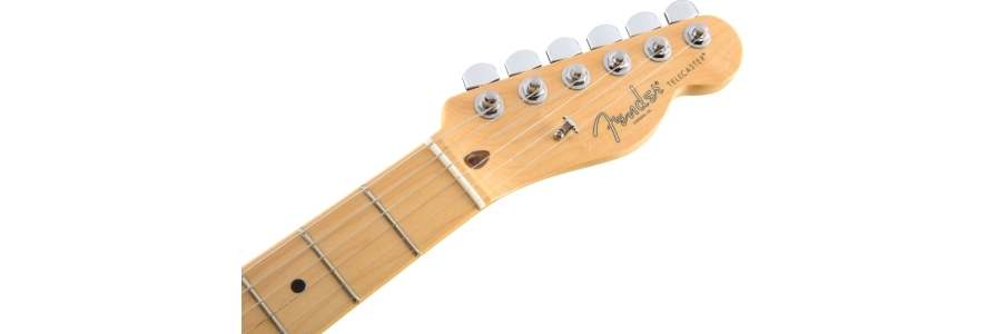 American Professional Telecaster® Deluxe ShawBucker™ - Natural