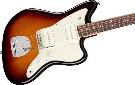 American Professional Jazzmaster® - 3-Color Sunburst