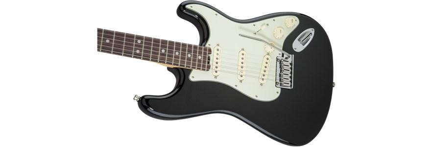 American Elite Stratocaster® - Mystic Black