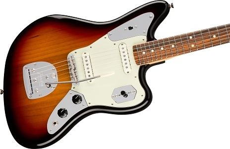 American Professional Jaguar® - 3-Color Sunburst