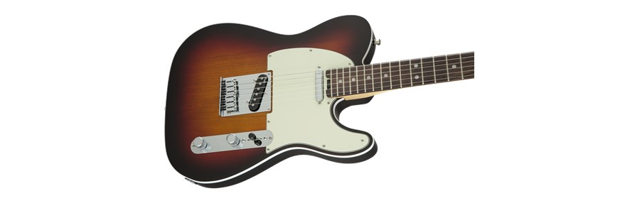 American Elite Telecaster® - 3-Color Sunburst