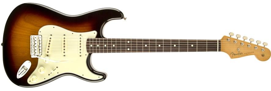 Classic Series '60s Stratocaster® - 3-Color Sunburst