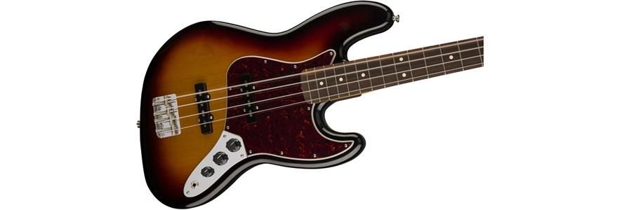 '60s Jazz Bass® - 3-Color Sunburst