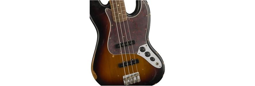 Road Worn® '60s Jazz Bass® - 3-Color Sunburst