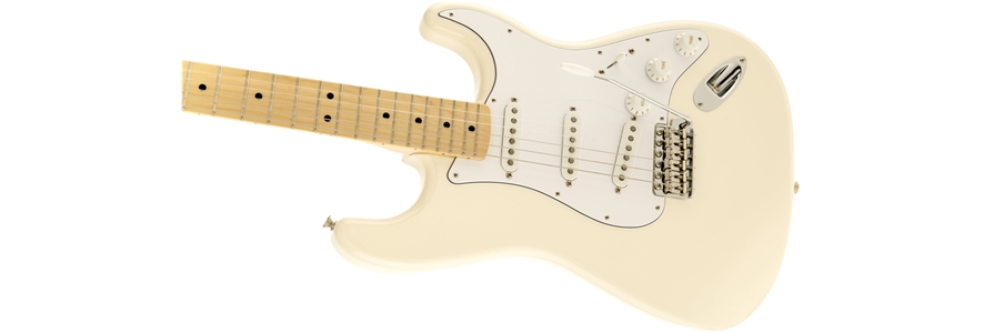 Classic Series '70s Stratocaster® - Olympic White