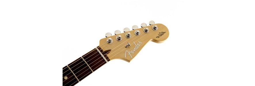 Sergio Vallin Signature Guitar - Hot Rod Red