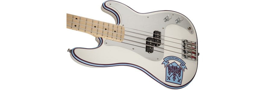 Steve Harris Precision Bass® -