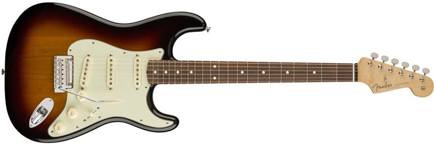 Classic Player '60s Stratocaster® - 3-Color Sunburst