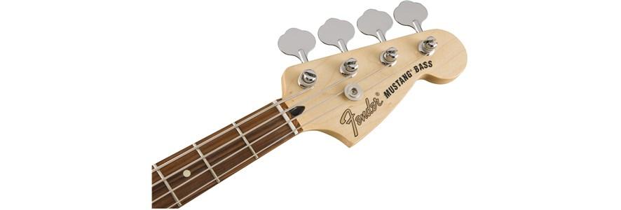 Mustang® Bass PJ - Olympic White